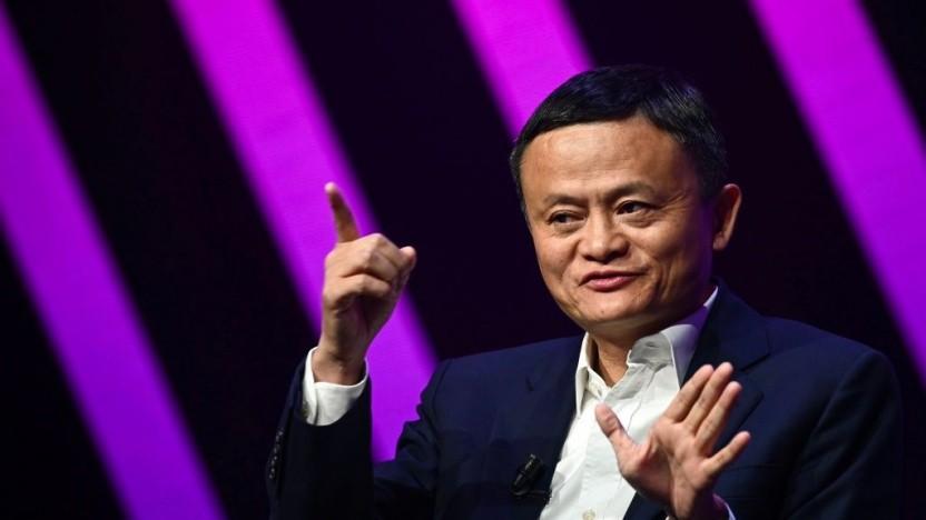 Jack Ma soll sich freiwillig aus der Öffentlichkeit zurückgezogen haben.