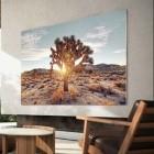 The Wall: Samsung baut kleinere MicroLED-Fernseher fürs Wohnzimmer