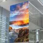 Crystal LED: Sonys MicroLED-Kacheln beleuchten Filmsets und Lobbys