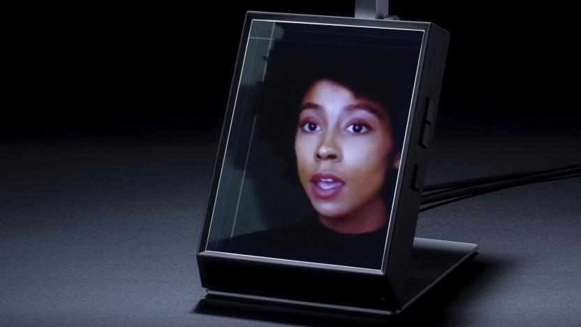 Display Looking Glass Portrait: kann künftig alle Bilder dreidimensional darstellen