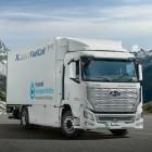 Nachhaltigkeit: Der Brief kommt mit dem Brennstoffzellen-Lkw