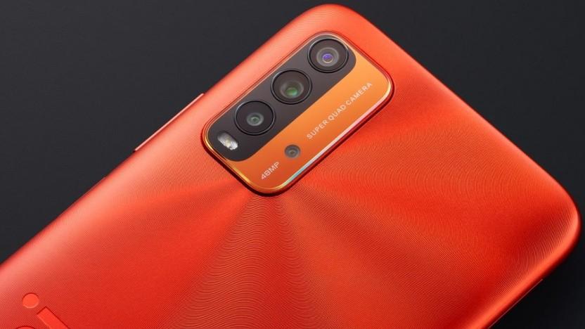 Das Redmi 9T von Xiaomi