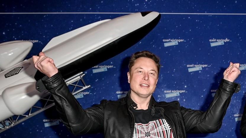 Zu Reich für diese Welt: Elon Musk