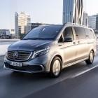 Auto: Daimler ruft Elektro-Großraumlimousine EQV zurück