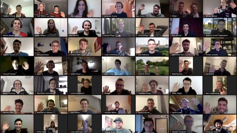 Team TUM Boring: auf der Suche nach Sponsoren