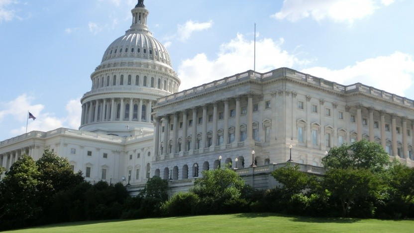 Im US-Kapitol wird eine recht offene Sicherheitspolitik betrieben.