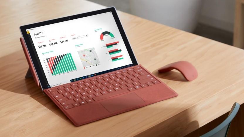 Das Surface Pro 7+ hat mehr Hardware integriert, ist aber auch sehr teuer.
