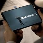 Rollable: LG gibt kurzen Blick auf sein aufrollbares Smartphone