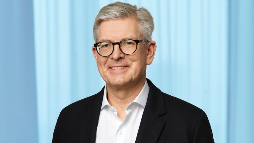 Börje Ekholm, Chef von Ericsson