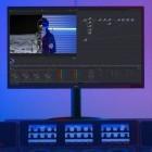 Ultrafine OLED Pro: LG zeigt 32-Zoll-OLED-Monitor mit USB-C für Profis