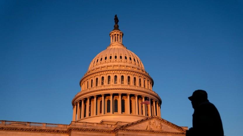 Nach der Erstürmung des Kapitols wollen US-Unternehmen ihre Spendenpraxis ändern.