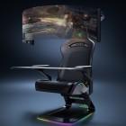 Project Brooklyn: Razer zeigt skurrilen Gaming-Stuhl mit ausrollbarem OLED