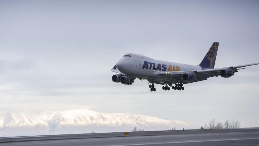 Boeing 747-8F: weiterhin eine wichtige Rolle im Frachtflugmarkt