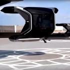 General Motors: GM-Designchef Simcoe zeigt Konzept für Flugtaxi