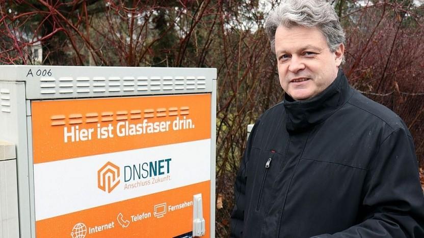 Bürgermeister der Gemeinde Stahnsdorf