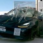 NHTSA: Tesla Model Y erreicht Bestnoten beim Crashtest
