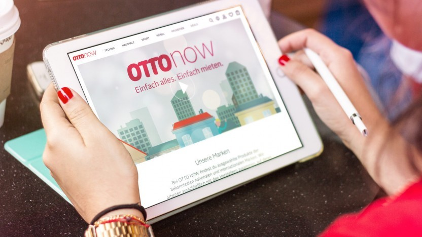 Otto schließt sein Mietportal Otto Now.