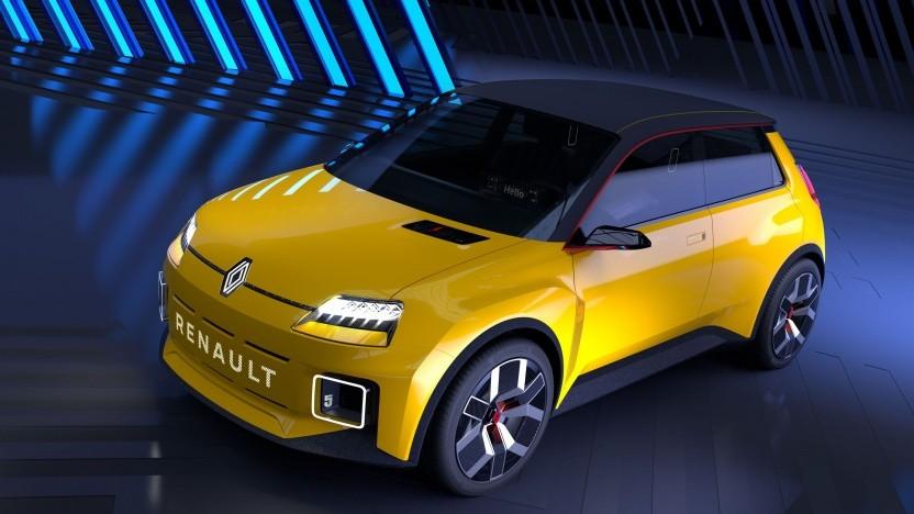 Renault R5: Kleinwagen mit modernisiertem Design