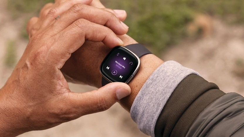 Artwork der Fitbit Sense