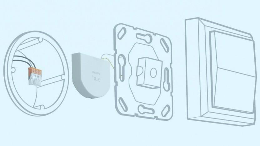 Philips-Hue-Wandschalter-Modul