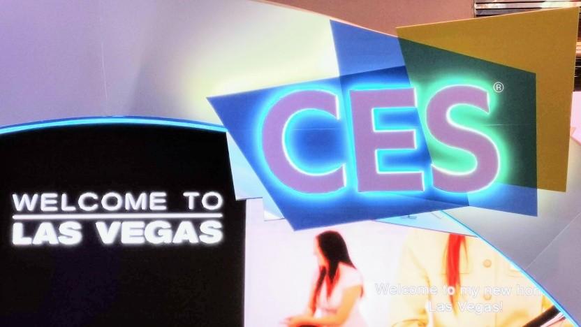 Die CES fand 2021 nur virtuell statt - und nicht wie gewohnt in Las Vegas.