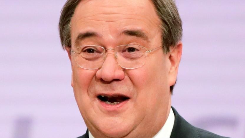 Armin Laschet ist neuer CDU-Vorsitzender.