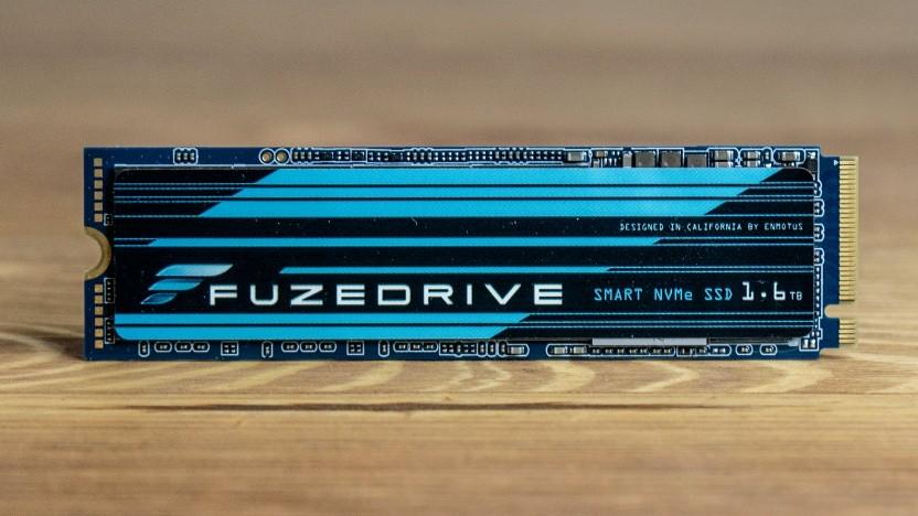 Enmotus' Fuzedrive with 1.6 TByte