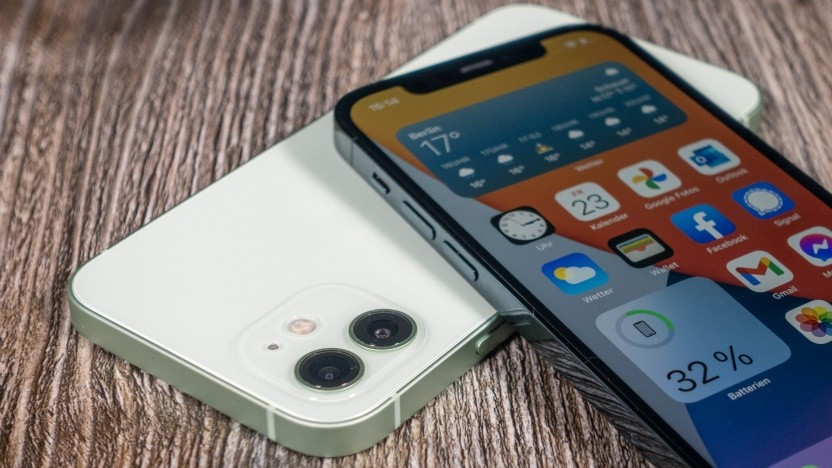 Nicht faltbar: die aktuellen iPhones