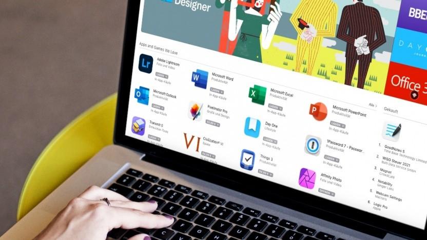 Der Mac-App-Store