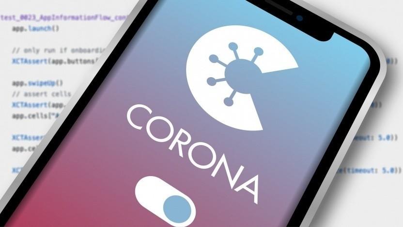 Corona-App (Symbolbild): Abtippen von Excel-Tabellen zur Kontaktnachverfolgung