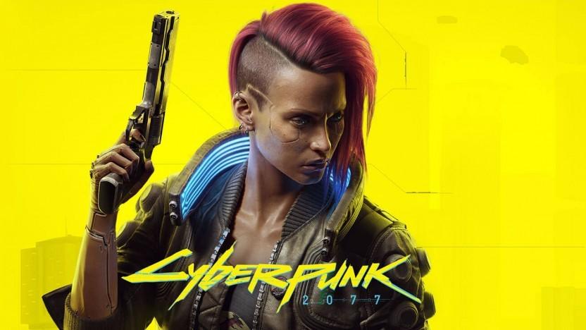 V aus Cyberpunk 2077