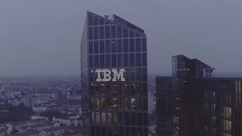 Der  IBM-Konzern