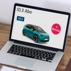 Minimal 3 Monate mieten: Volkswagen bietet ID.3 im Abo an