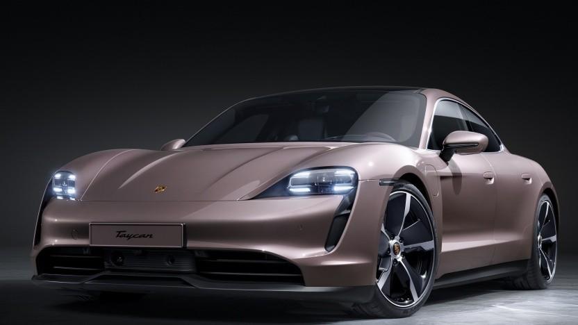 Porsche erweitert die Taycan-Modellpalette um eine Variante mit Heckantrieb.