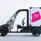 Citkar: Deutsche Telekom testet Elektrotretauto