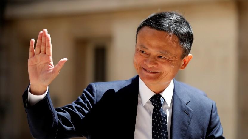 Jack Ma ist offenbar nicht mehr verschwunden.