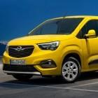 Mobility: Opels Van Combo Cargo kommt als Elektroversion