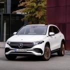 Mercedes-Benz: Kompakt-SUV EQA startet bei unter 40.000 Euro