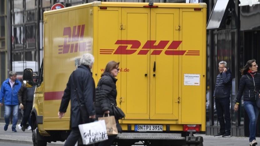 Auch DHL muss künftig mehr bei verlorenen Paketen unternehmen.
