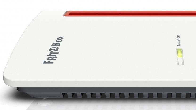 Der neue Router von AVM