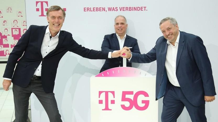 Open RAN war Teil der 5G-Initiative für Deutschland der Telekom