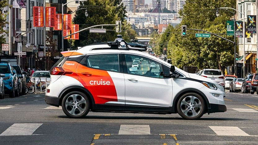 Fahrerlose Autos wie von Cruise in San Francisco sollen auch in Deutschland fahren dürfen.