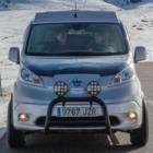 e-NV200: Elektrisches Wohnmobil von Nissan