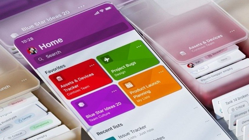 Microsoft Listen-App