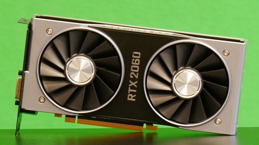Geforce RTX 2060 als Founder's Edition