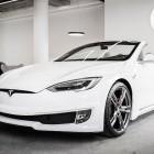 Ares baut Zweitürer: Tesla Model S als Cabrio vorgestellt