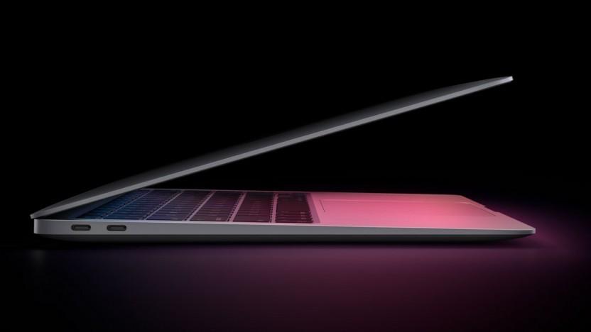 Aktuelles Macbook Air mit M1