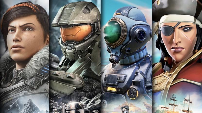 Artwork von Xbox Live