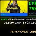 Megadev: Singleplayer-Cheat-Programm Plitch erhält Millionen