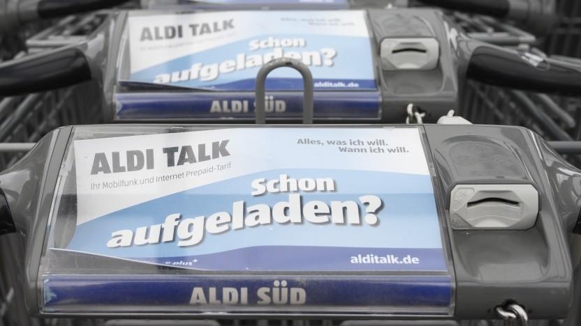 Die Tarife von Aldi Talk werden aufgewertet.